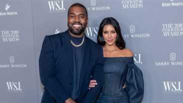 Kim Kardashian demande le divorce de Kanye West après 6 ans de mariage