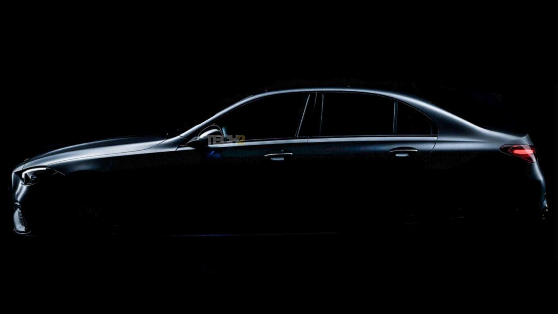 La Mercedes-Benz Classe C de cinquième génération fera ses débuts mondiaux le 23 février