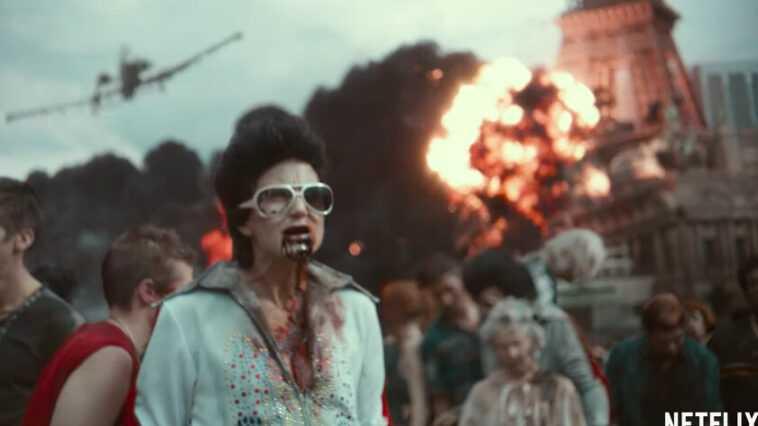 La bande-annonce officielle de `` The Army of the Dead '': le nouveau film de Zack Snyder pour Netflix est plein de zombies, de tir et d'action