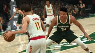 La hausse des prix de la PS5 de NBA 2K21 n'a pas nui aux ventes de la série