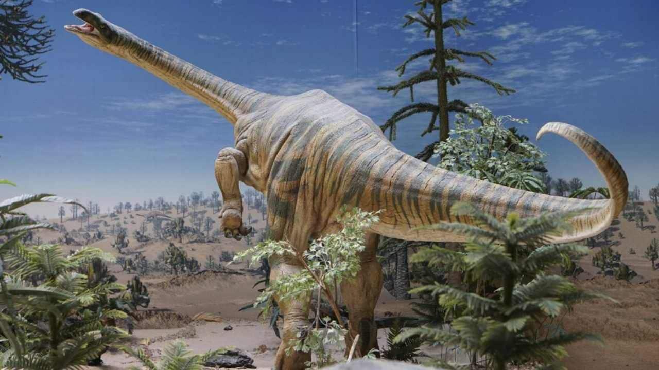 La migration des dinosaures a été en partie retardée par le climat, les herbivores ont mis plus de temps à traverser le Nord: étude