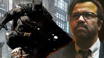 La Star De Batman Jeffrey Wright Est Bruce Wayne Dans