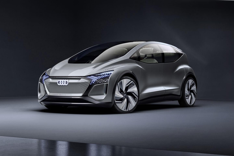 Audi AI: MOI