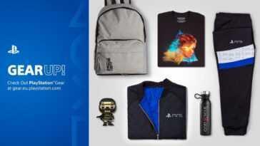 Le PlayStation Gear Merch Store revient enfin dans l'UE