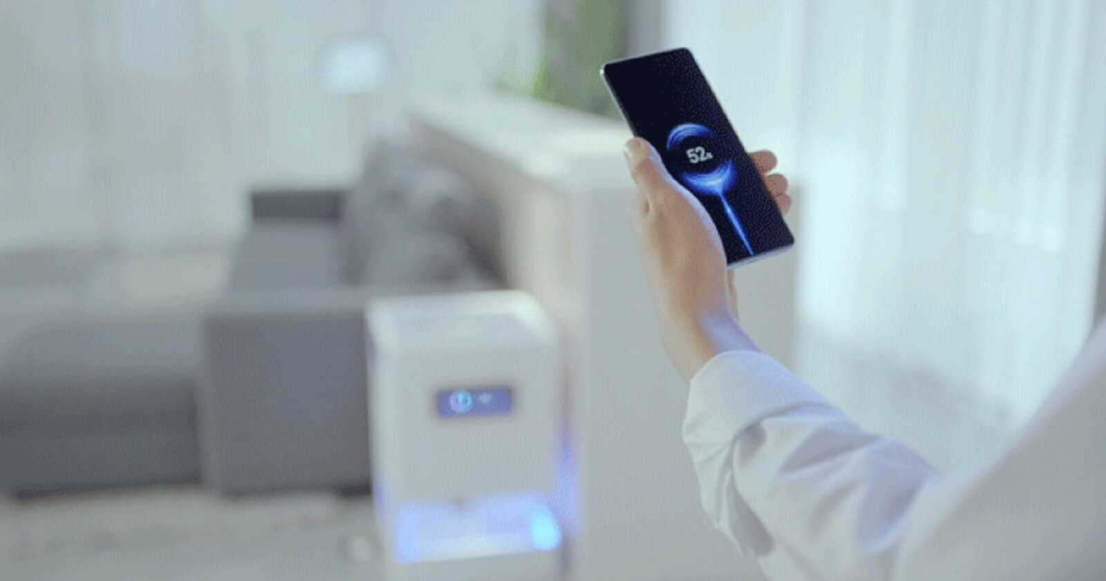 Chargement à distance Xiaomi