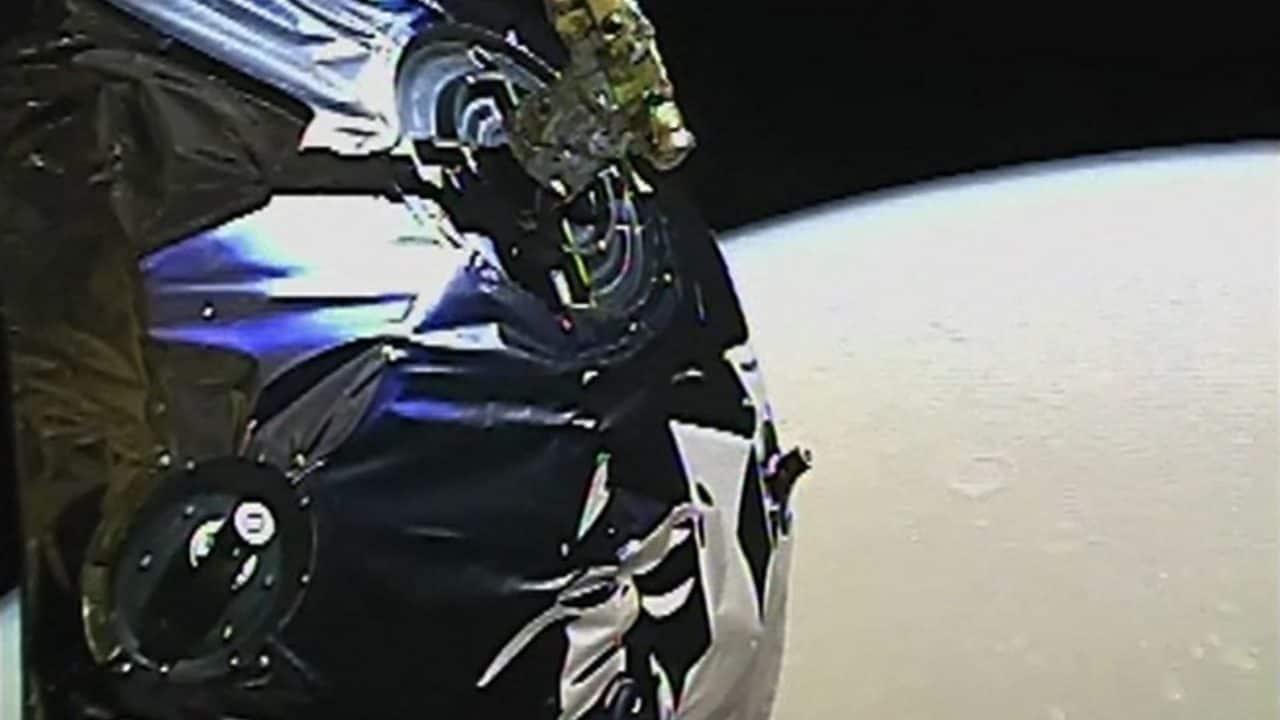 Chinas Tianwen-1 capture une vidéo de Mars deux jours après son entrée sur l'orbite des planètes