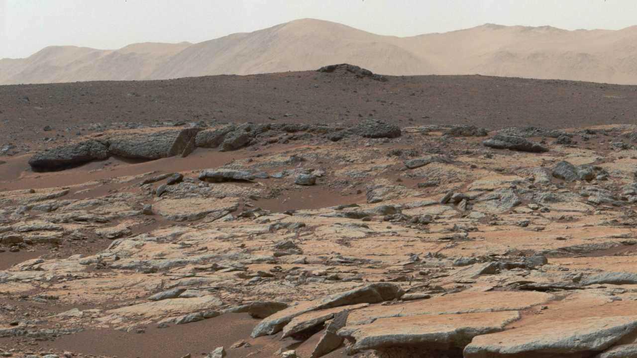 Le cratère de Mars Gale il y a 3 milliards d'années ressemblait à l'Islande en terrain, température: étude