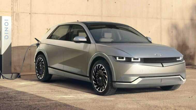 Le Crossover électrique Hyundai Ioniq 5 Fait Ses Débuts Dans