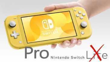 Le Lancement De Super Switch Aurait Eu Lieu Dès 2021