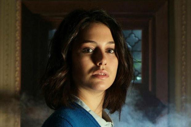 "Blanca Suarez a joué Julia dans ""El Internado"" (Photo: Antena 3)"