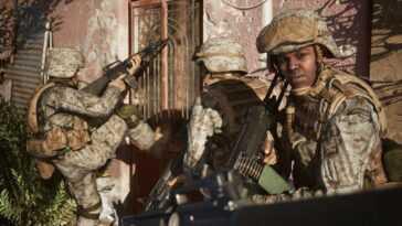 Le tireur annulé de manière controversée Six Days in Fallujah revient cette année
