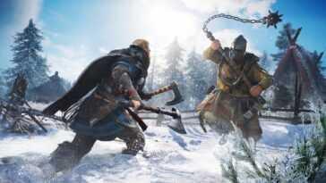 L'énorme mise à jour de février d'Assassin's Creed Valhalla repérée sur la base de données PlayStation devrait sortir très bientôt