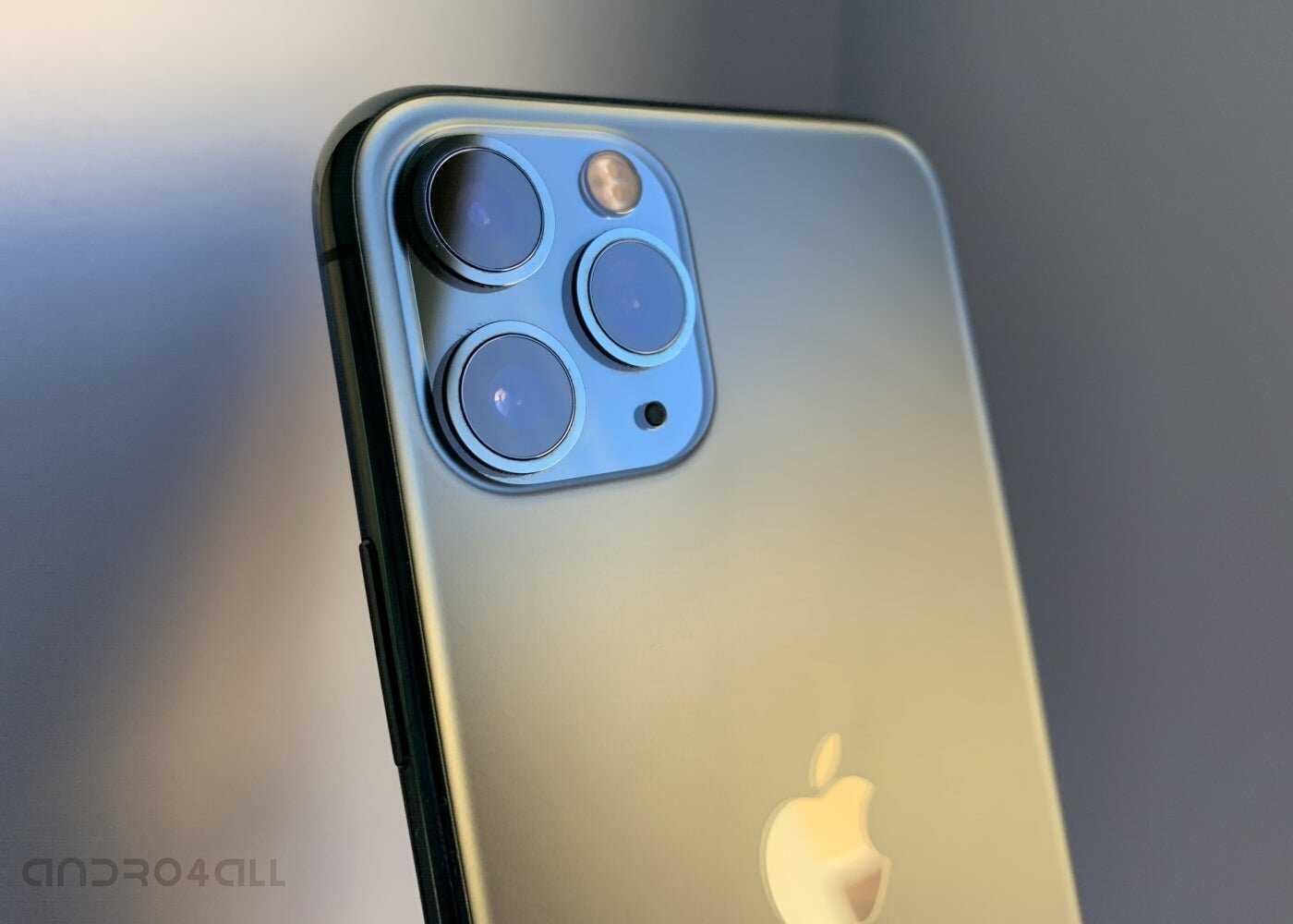 Caméras iPhone 11 Pro
