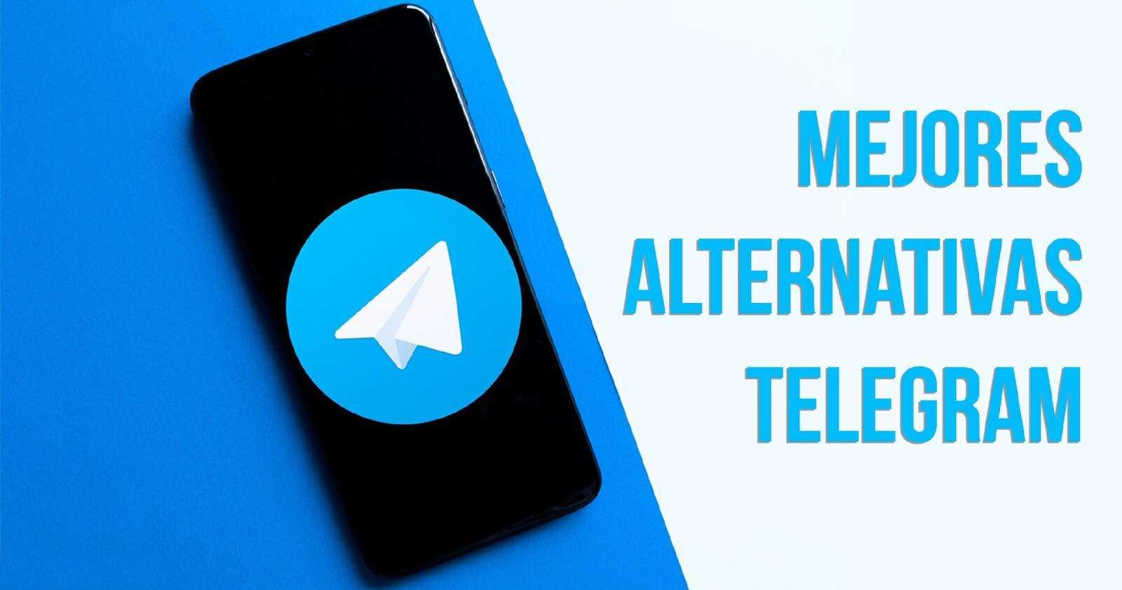 Alternatives à Telegram