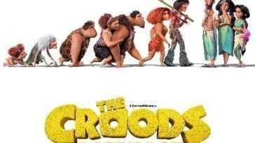 Les Croods: Un Nouvel âge