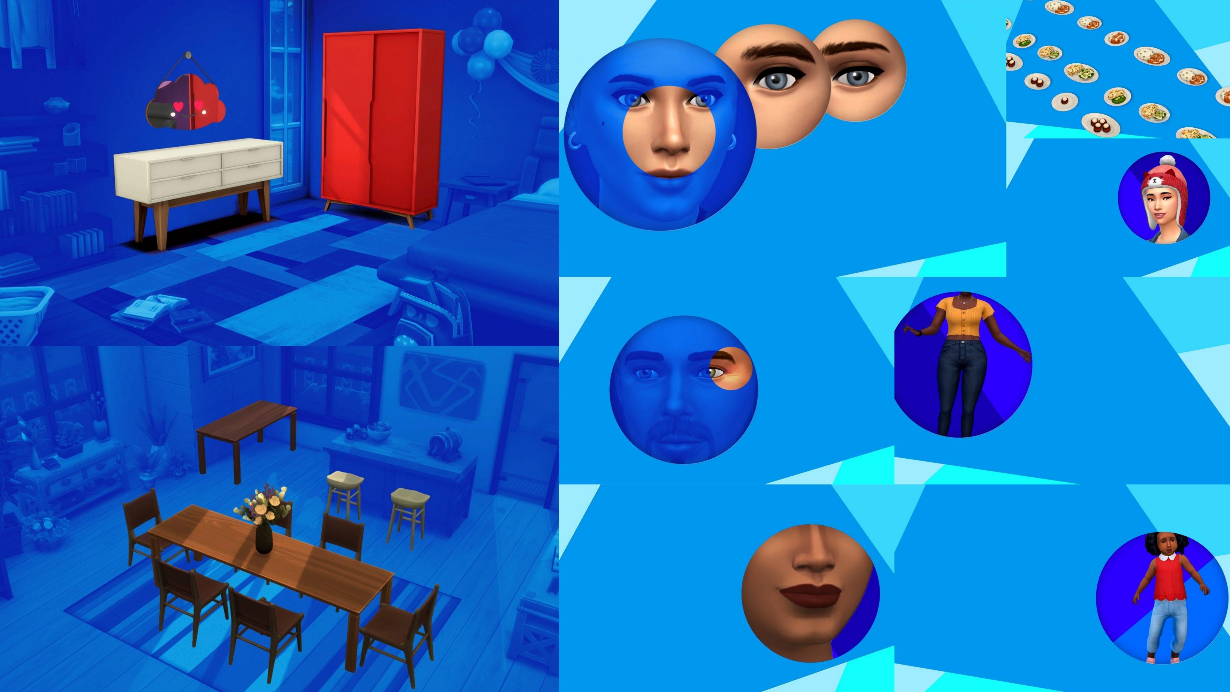Téléchargement d'objets gratuits Sims 4