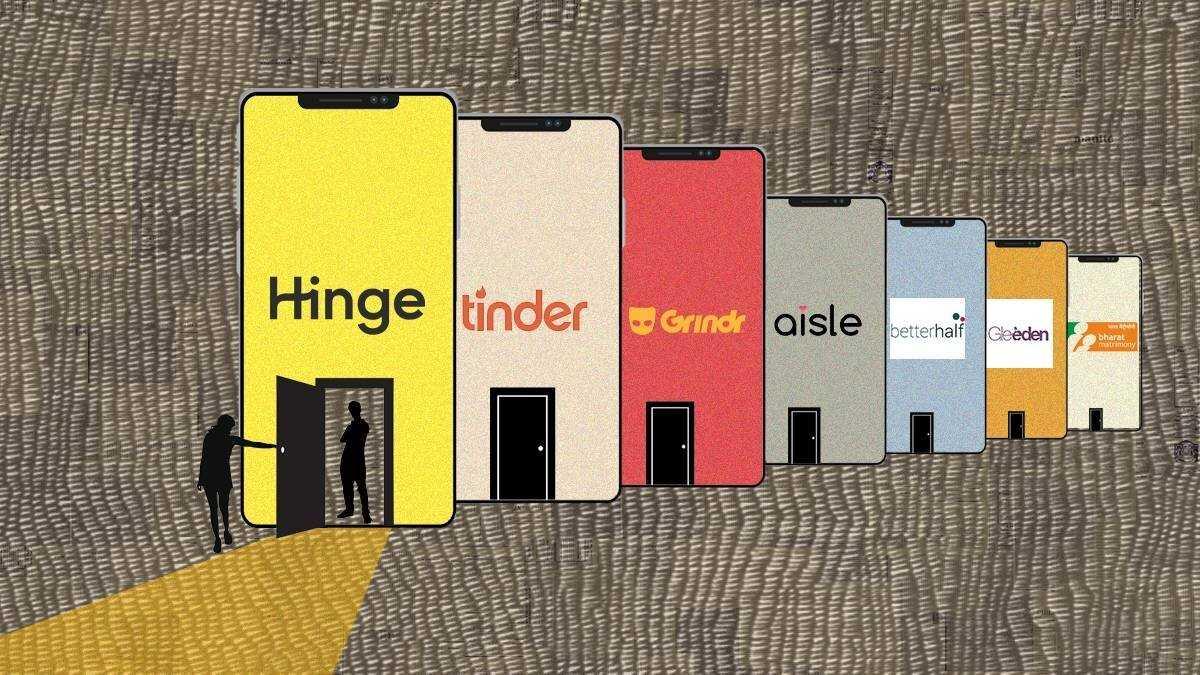 Soyez très prudent si vous utilisez Tinder ou Grindr pour trouver un partenaire!