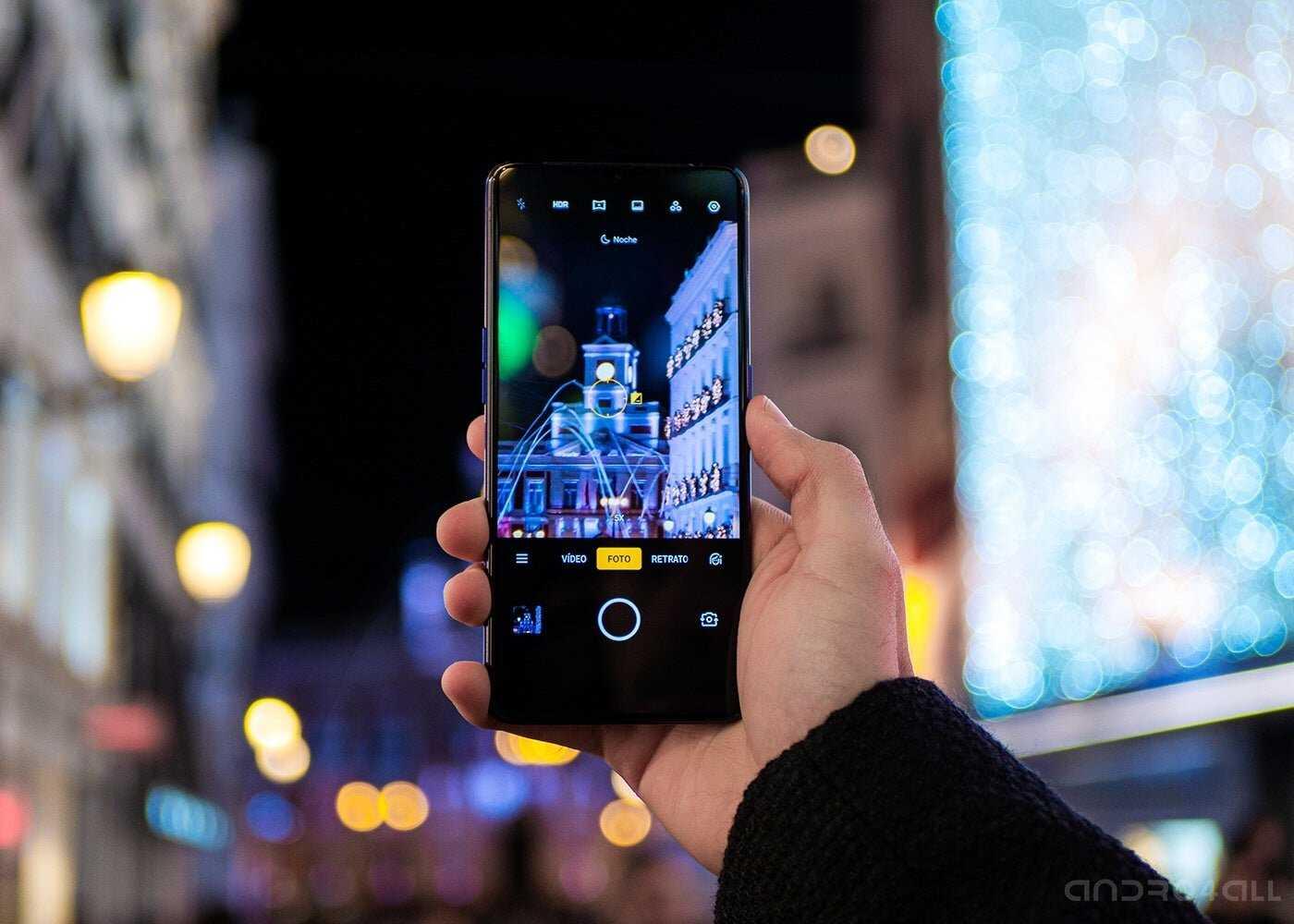 Caméra Realme X2 Pro