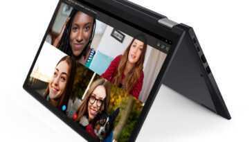 Les Nouveaux Thinkpads De Lenovo Offrent De Meilleurs écrans Et