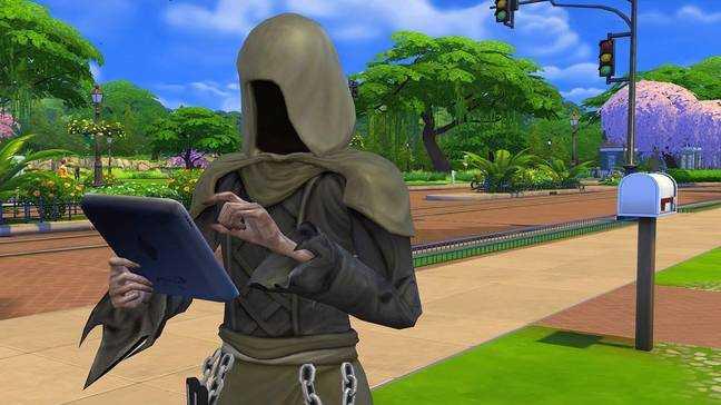Crédit: Les Sims