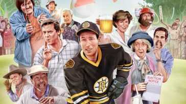 L'idée De Tournée Happy Gilmore 2 Senior A Adam Sandler