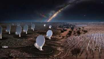 L'observatoire Square Kilometer Array Lancé En Afrique Du Sud Prendra