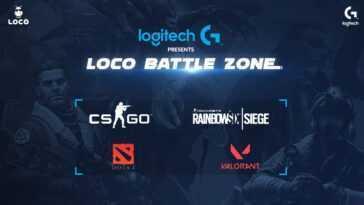 Loco De Pocket Aces Et Logitech G S'associent Pour Organiser