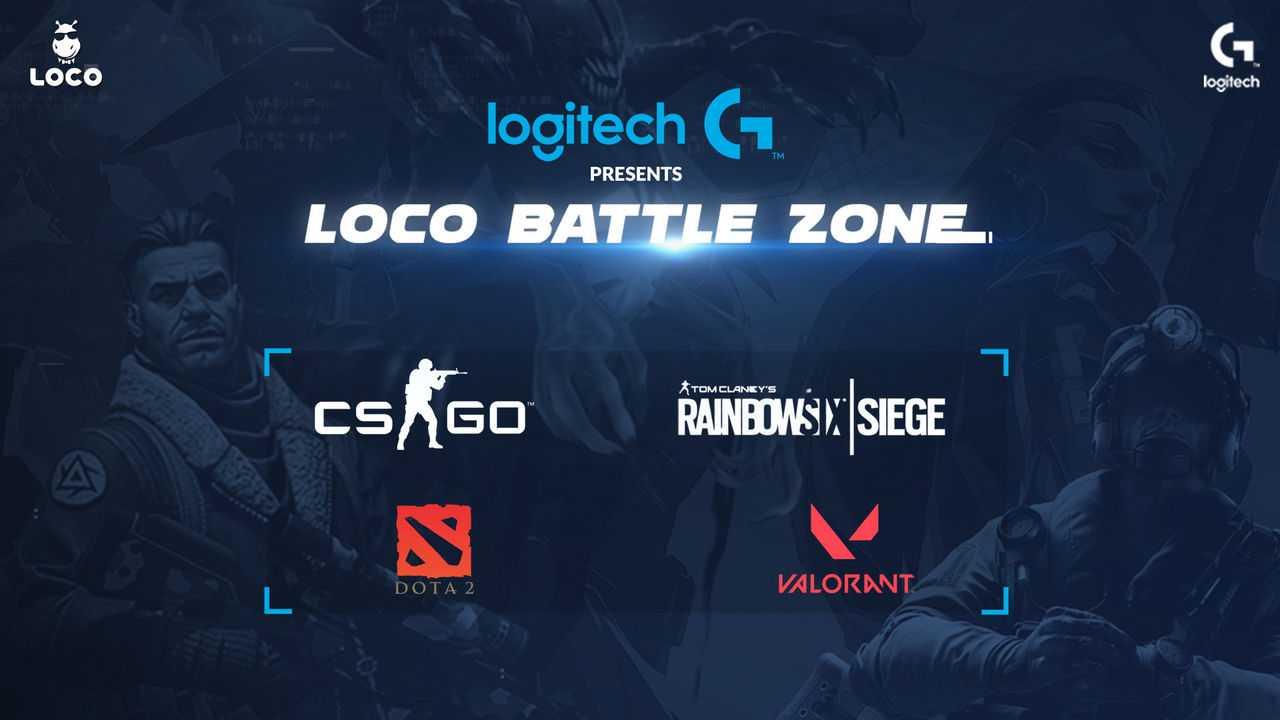 Loco de Pocket Aces et Logitech G s'associent pour organiser un tournoi PC: tout ce que vous devez savoir