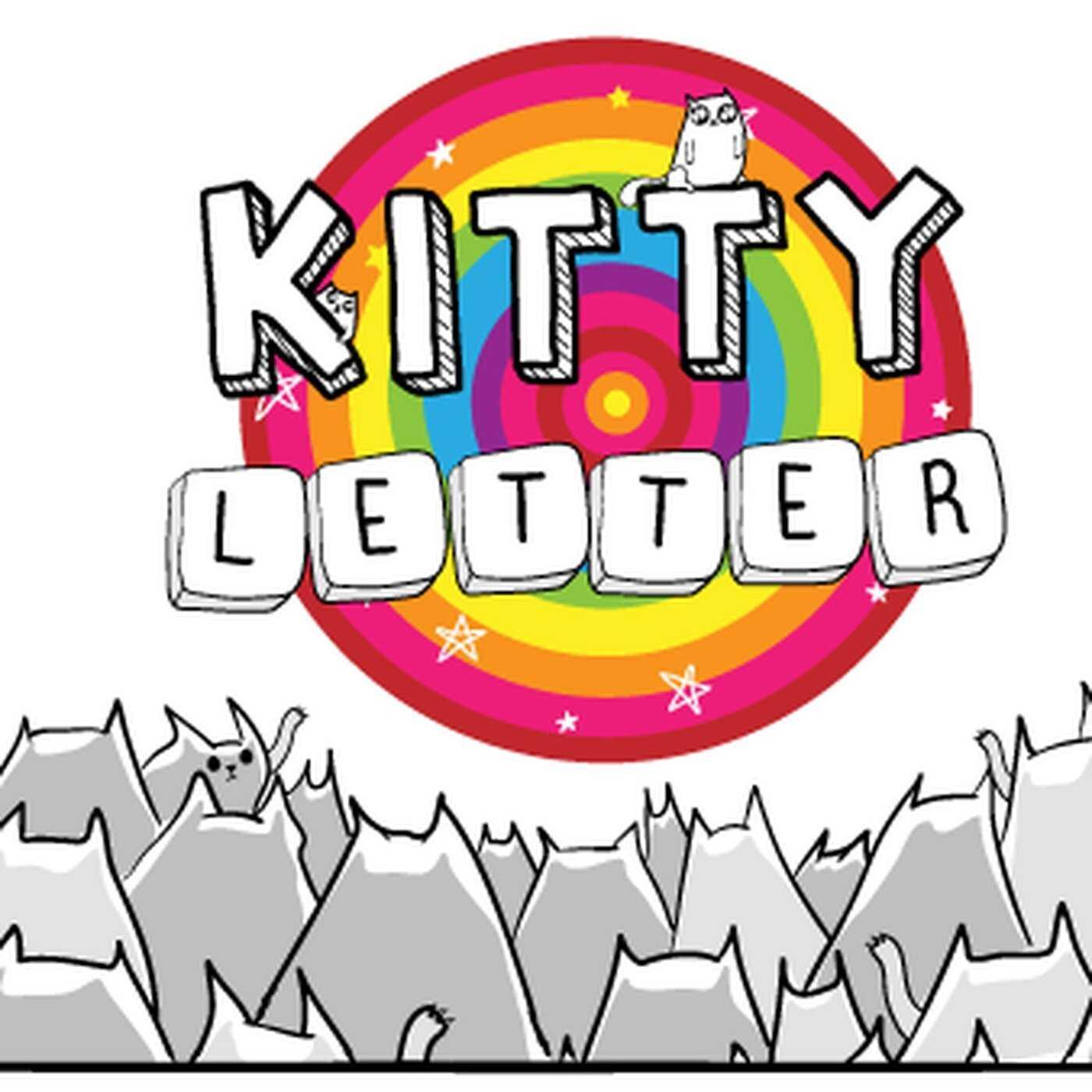 Kitty Letter, c'est la version mobile d'Exploding Kittens
