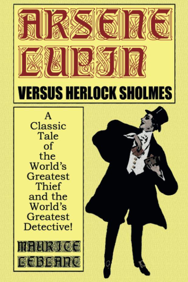 Arsène Lupin contre Herlock Sholmes (Photo: Amazon)