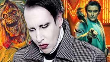 Marilyn Manson Abandonnée De Creepshow Et American Gods Après Des