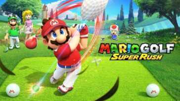 Mario Golf: Super Rush Coming To Nintendo Switch This Summer
