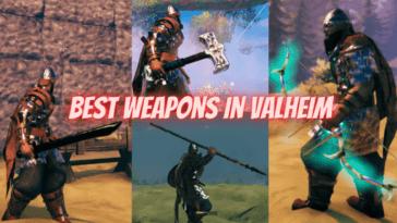 Meilleures Armes De Valheim Guides De Jeu Pro