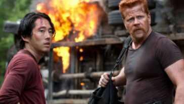 Michael Cudlitz Taquine Le Retour D'abraham Dans The Walking Dead