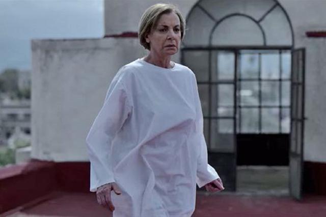 C'est la deuxième fois que Cecilia Carranza tente d'assassiner sa vie (Photo: Netflix)