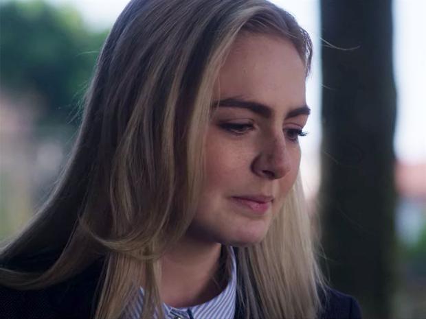 """Le personnage de Regina Pavón dans """"Monarca"""" a été tué vers la fin de la deuxième saison (Photo: Netflix)"""
