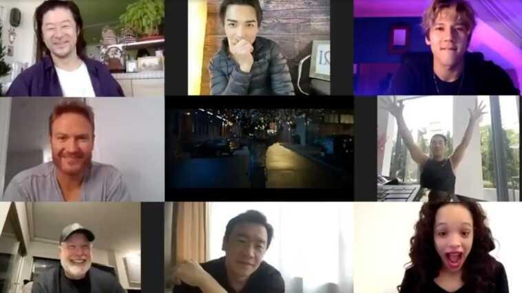 Mortal Kombat Cast Partage Ses Réactions Enthousiastes à L'idée De