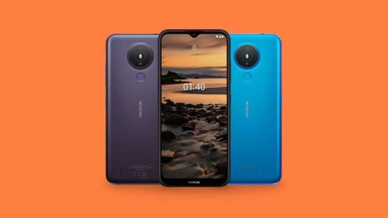 Nokia Dévoile Le Nokia 1.4 Avec Jusqu'à 3 Go De