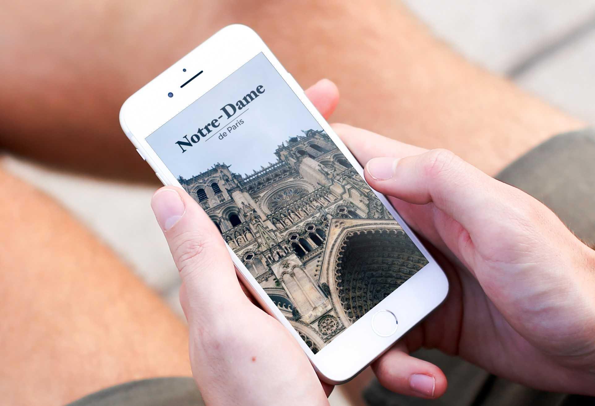 Notre Dame De Paris, Un Trésor Du Xxiie Siècle Au Cœur Du Numérique