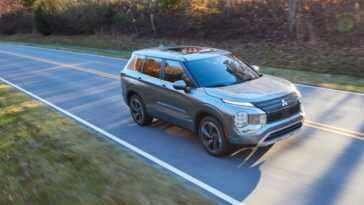 Nouvel Outlander En Route? Renault Peut Aider Mitsubishi à Revenir