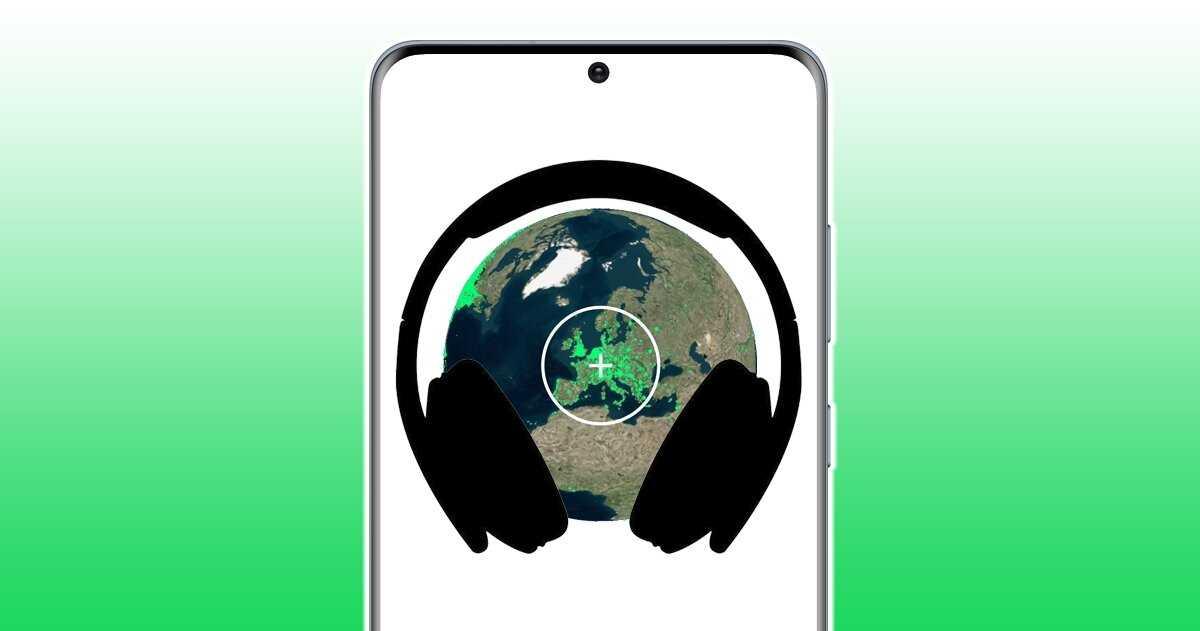 Application Radio Garden