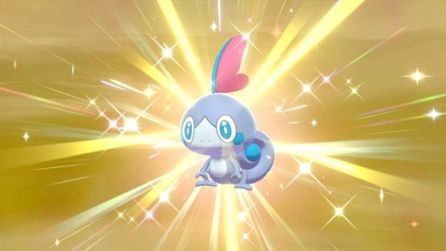 Pokémon Sword Shield Shiny Sobble Memmeon