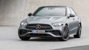 Prévu Pour Après 2024. Mercedes Benz Prépare Une Classe C 100%