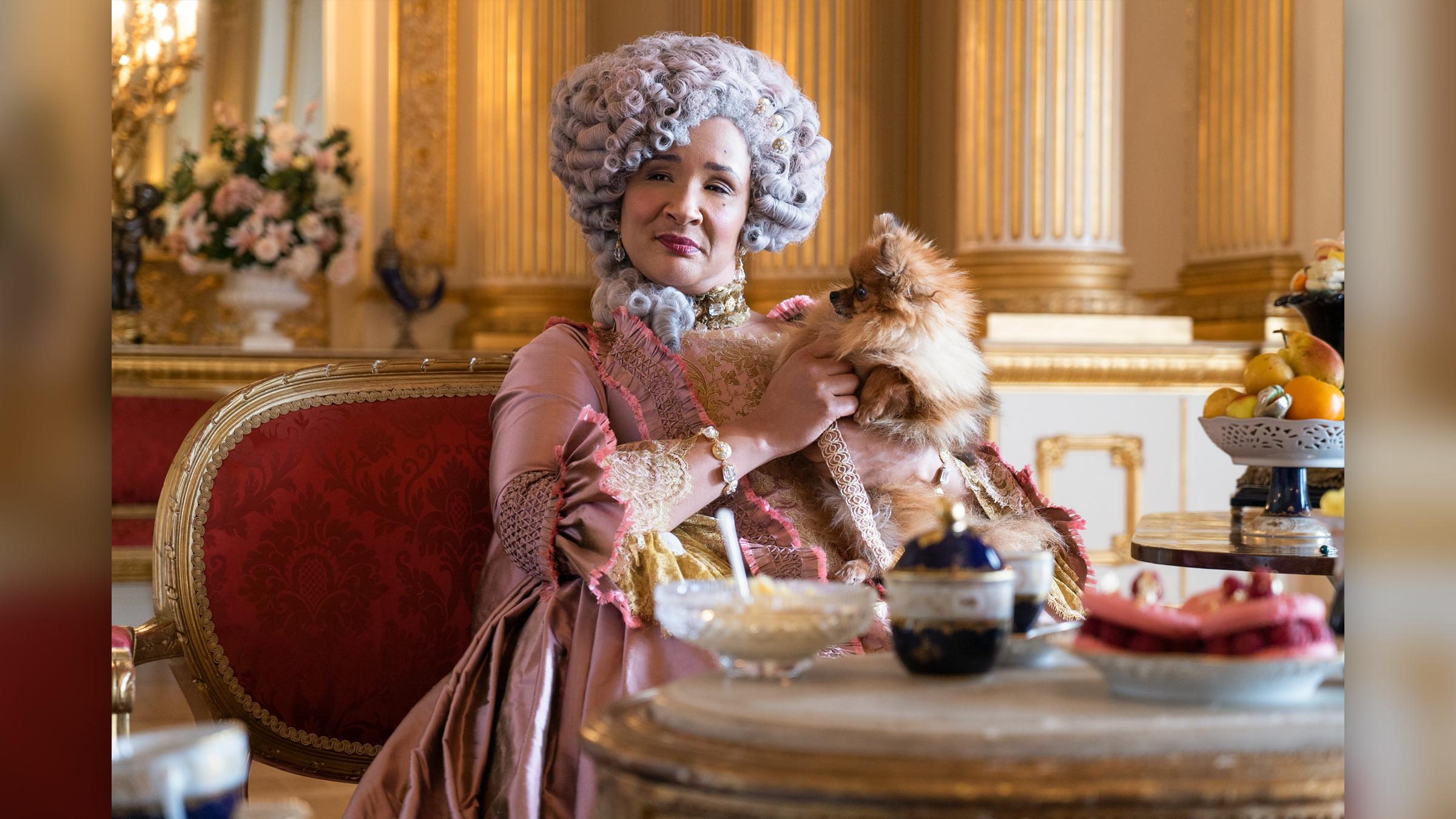 La reine Charlotte avait un penchant pour les chiots de Poméranie.