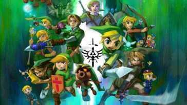 Rien Pour Les 35 Ans De Zelda, Plus D'informations Seulement