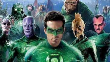 Ryan Reynolds Démystifie Son Retour En Tant Que Green Lantern