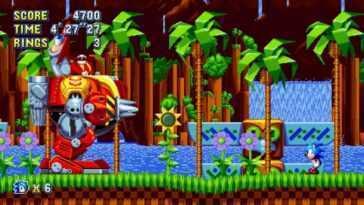 SEGA s'associe à LEGO sur un ensemble Green Hill Zone inspiré de Sonic Mania