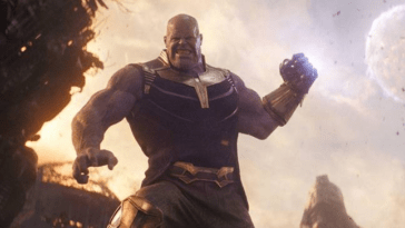 Ted Cruz a comparé le conseiller climatique de Biden, John Kerry, au méchant de Marvel, Thanos.  Crédit: Disney