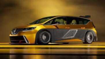 Si La Renault Espace F1 Renaissait, Ce Serait Probablement Comme