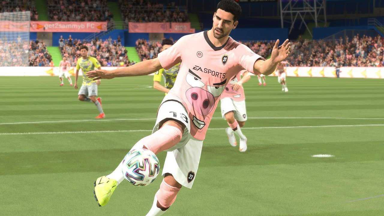 Soapbox: Nous devons parler des cosmétiques insondables de FIFA 21 Ultimate Team